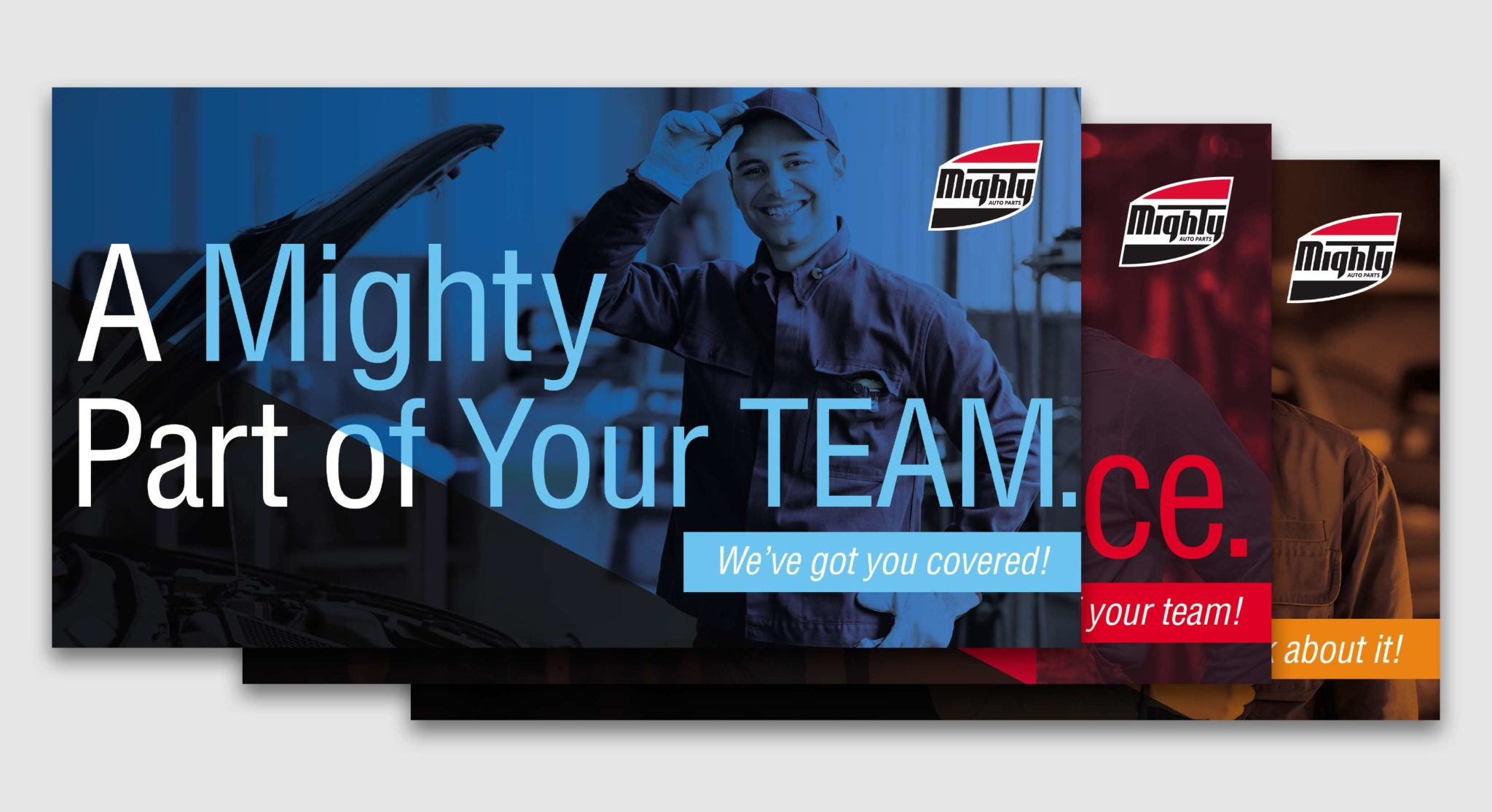 MIGHTY AUTO DIRECT MAIL CAMPAIGN 1 1