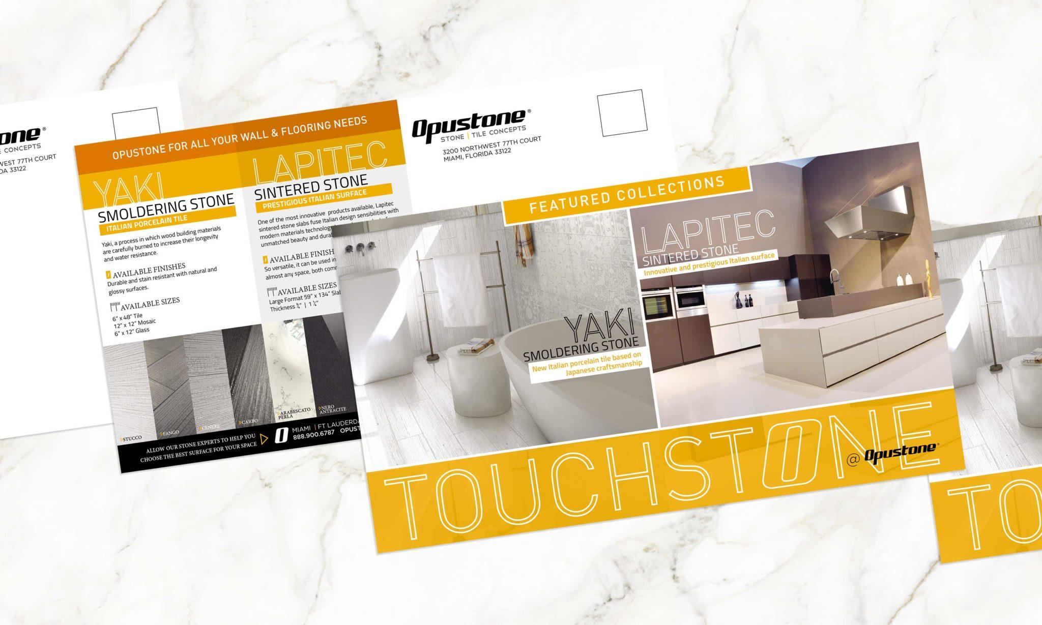 Touchstone Direct Mailer